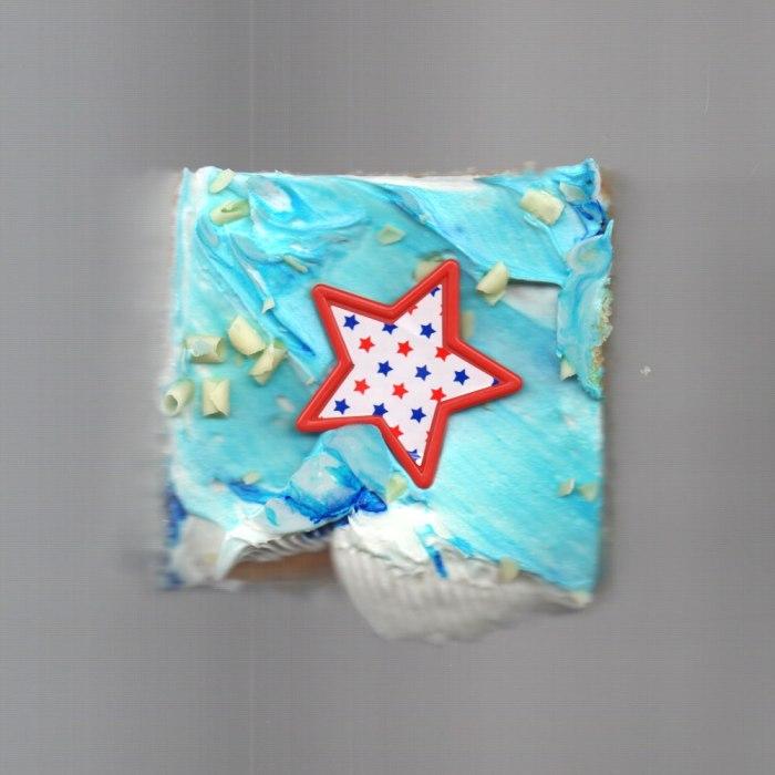 Sugary Cake from Vons